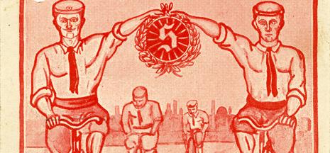 Arbeiter-Radfahrer-Bund Solidarität, um 1930