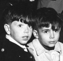 Spanische Flüchtlingskinder bei ihrer Ankunft in Zürich im Juli 1947 (SozArch F 5025-Fb-375)