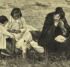 Broschüre der Arbeitsgemeinschaft für Spanienkinder (SozArch 335/76-2)