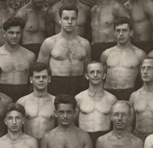 Oberturnerkurs des SATUS Bern, 1929