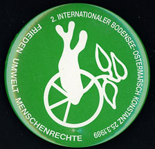2. Internationaler Bodensee-Ostermarsch 1989 (SozArch F Ob 0001-549)