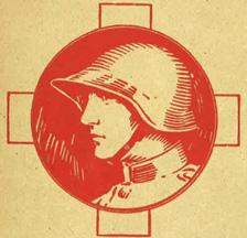 Deutung des Landesstreiks als Revolution bei Paul de Vallière, 1928 (SozArch 32/96-7)