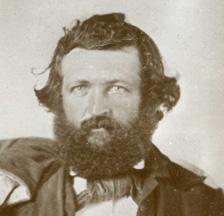 Karl Bürkli (um 1860)