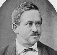 Landbote-Herausgeber Salomon Bleuler