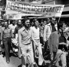 Gewerkschaftsdemonstration, Olten, 8.5.1976 (SozArch F 5069-Na-004-012)