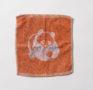 Oranger Waschlappen, 1970er Jahre