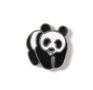Pin in Form des WWF-Panda-Logos, um 1990