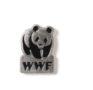 WWF-Panda-Logo als Pin, nach 2000