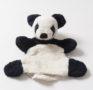 Panda als Handpuppe, Anfang 1990er Jahre