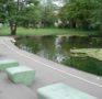 Stadtpark von Uster