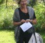 Barbara Thalmann im Stadtpark von Uster