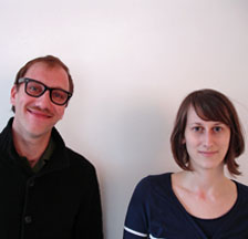 Franziska Oehmer und Christian Wassmer