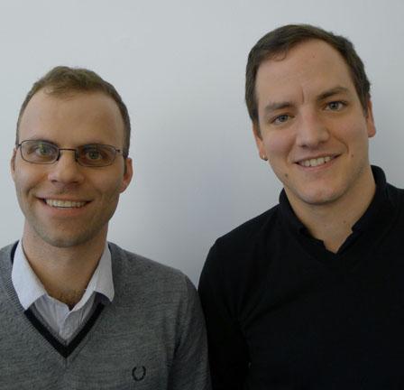 Konrad Kuhn und Lukas Zürcher