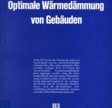 Der SES-Report Nr. 4 erschien 1978 und schrieb Schweizer Energiegeschichte.