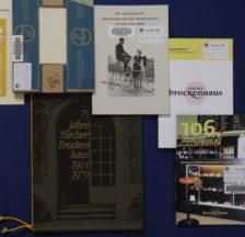Jahresberichte des Vereins Zürcher Brockenhaus