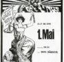 Flugblatt der Gewerkschaft Kultur, Erziehung und Wissenschaft (1978)