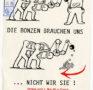 """""""Die Bonzen brauchen uns… nicht wir sie!"""" (1998)"""