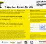 """""""6 Wochen Ferien für alle"""" (Unterschriftenbogen von TravailSuisse, 2008)"""