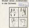 Broschüre des Service Civil International (1991)