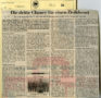 Artikel im Tages-Anzeiger vom 25.3.1992