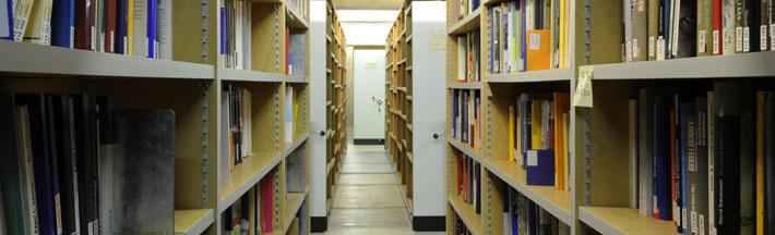 Bibliothek, Archiv, Dokumentation
